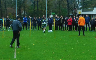 Bilderberg International Goalkeeping  Conference in Holland | Event Recap