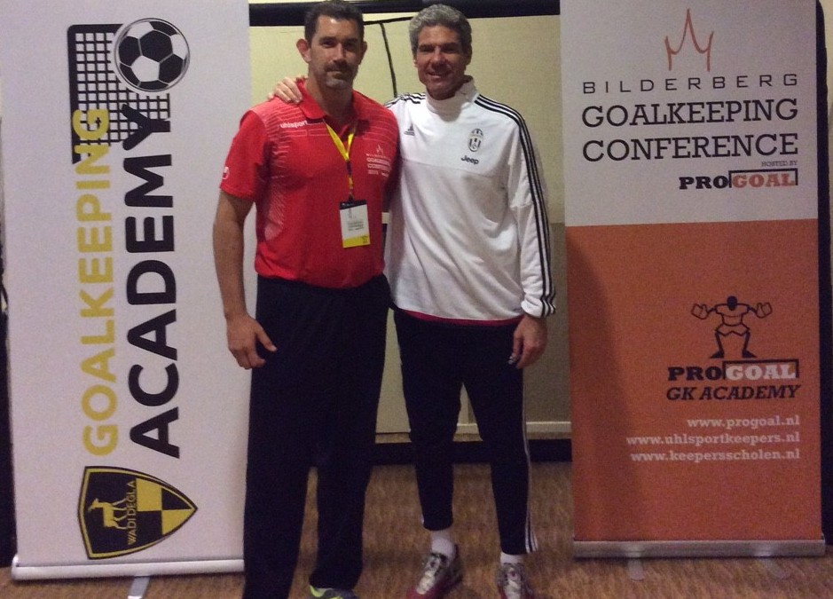 Goalkeeper coaches conference